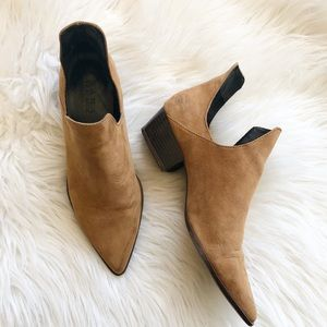ZARA Ankle booties